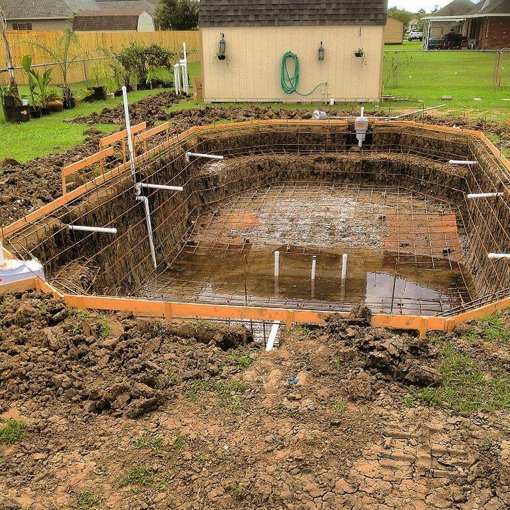 11 Best Gunite Pool Plumbing Images On Pinterest Gunite Pool Hot Tubs And Plumbing