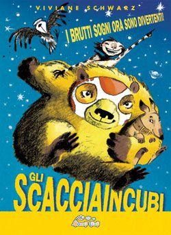 Gli Scacciaincubi graphic novel per i più piccoli, per parlare di paura