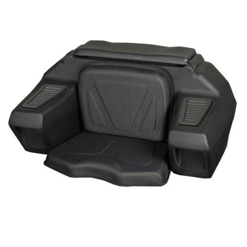 Kolpin ATV Rear Helmet Box - 4438 - Black