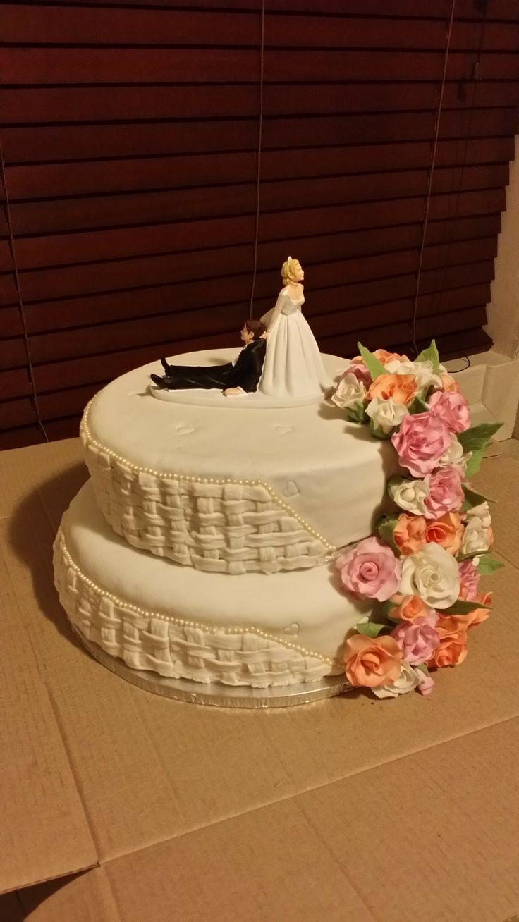 Wedding Cake   My Cake Creations   Pinterest - photo#17