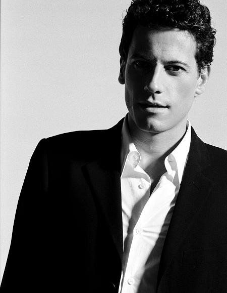 Ioan Gruffudd - had to repin so I could correct the spelling of this beautiful man's name. It's Ioan (pronounced like Ian).