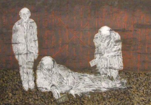 ART JEROEN KRABBÉ Nationaal Holocaust Museum Amsterdam Mei 2016