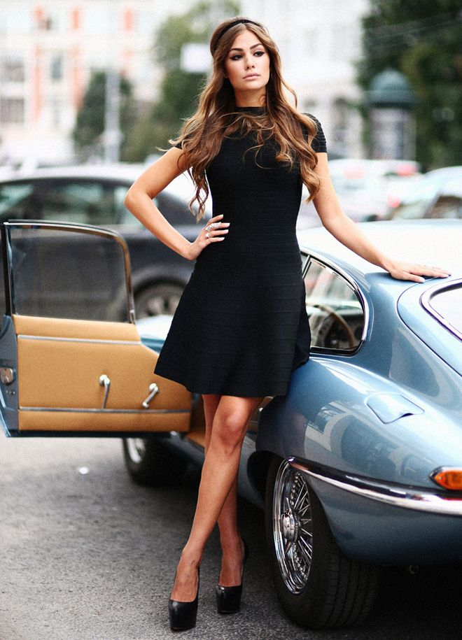 Is this the right kitty for the Jaguar E-Type? (Vestido)