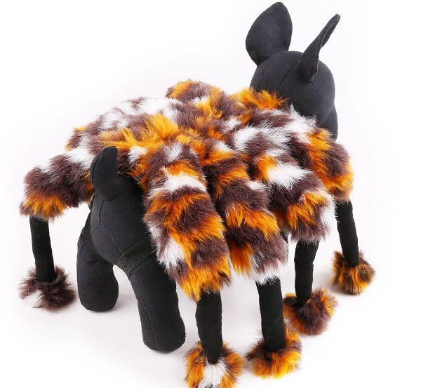 Dog Spider Costume   FREE Shipping #dogcostume #dogs #costumes #dog #dogcostumes #smalldogs #largedogs #chihuahua #goldenretriever #cutedog #beautifuldog #spider #spiderdog #spiderdogcostume