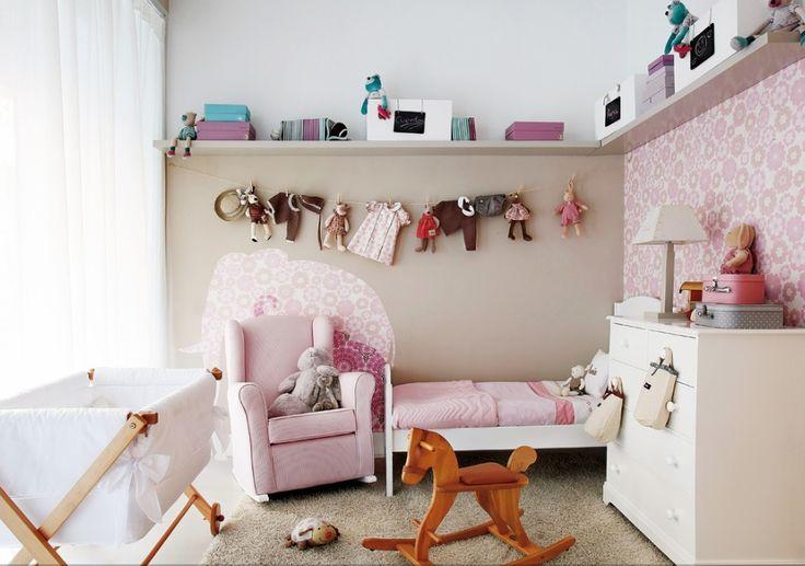 pokój dla dziewczynki pokój dziecięcy
