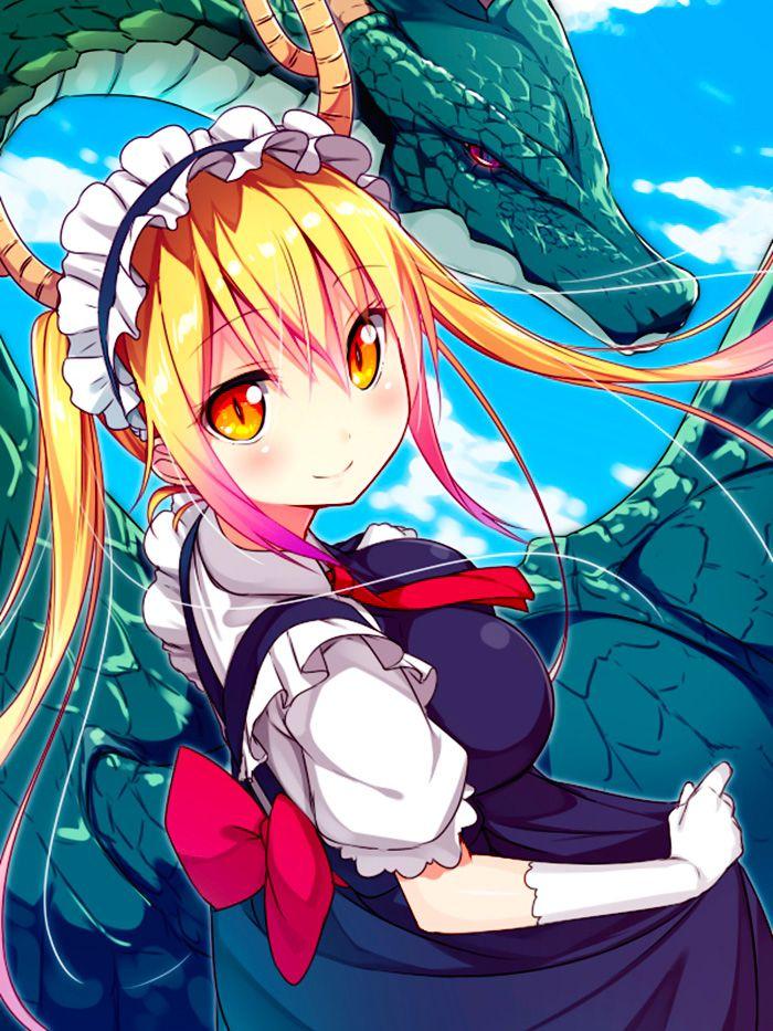 Kobayashi San Chi no Maid Dragon | Thoru