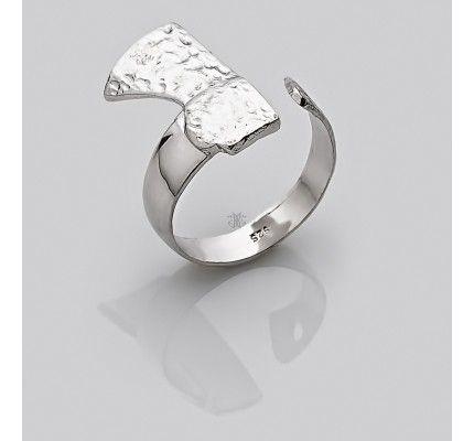 Δαχτυλίδι τσεκούρι της TOOLS by xatziiordanou #ring #axe #silver #man