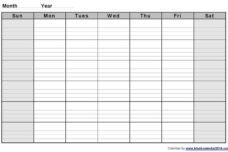 sample quarterly calendar templates node2004-resume-template