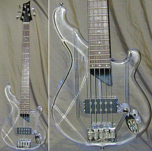 Cool Bass Guitars - Gallery
