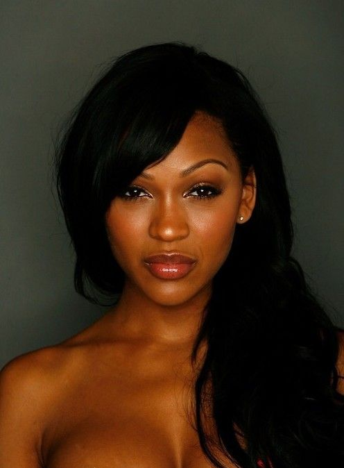 Megan Good...one of those people that if I could choose to look like someone else she would definitely be up there in my top 5!