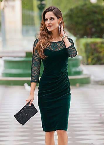 Together Velour Dress £69.00