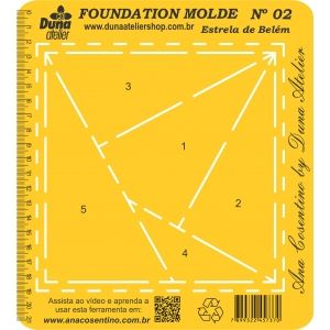 Foundation Molde N° 02