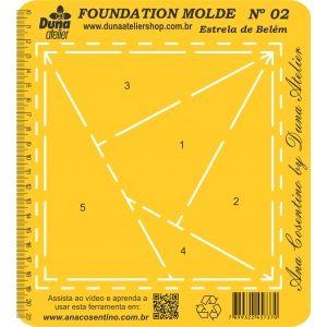 Foundation Molde N° 02