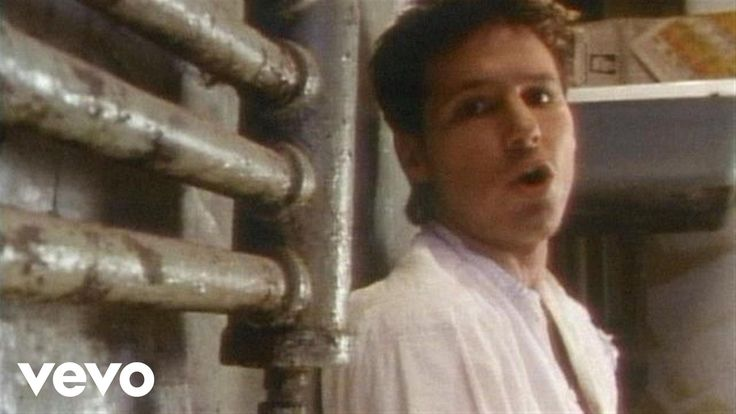 Music video by Corey Hart performing Sunglasses At Night.