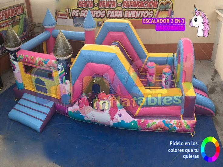 Commercial bounce house unicorn bouncy castle unicorn
