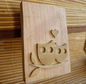 El arte del jabón: Sellos para jabón...facilísimos