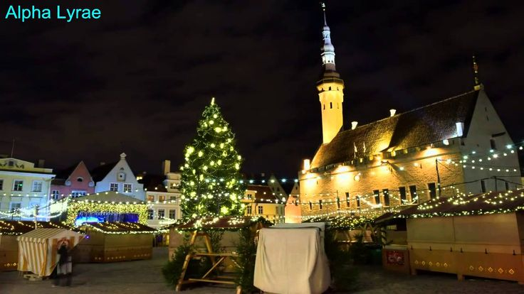 ¿Os apetece acompañarnos en este pequeño viaje por Tallin?