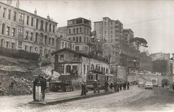 Quartiers de Fındıklı et Kabataş (Municipalité de Beyoğlu) - Istanbul