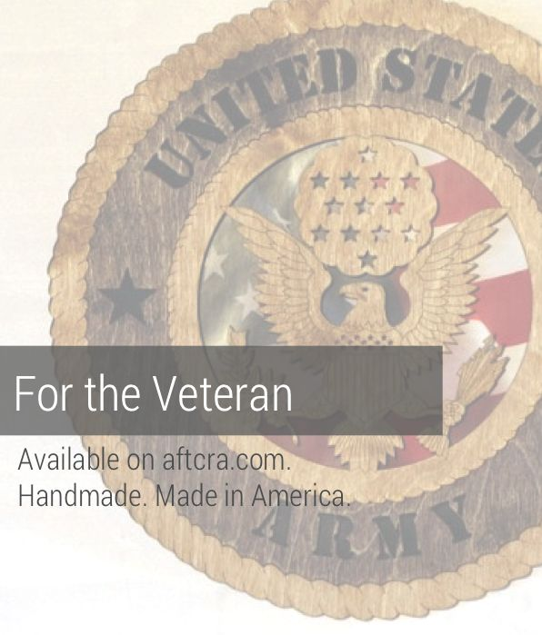 For Veteran's Day - a great gift for a Veteran - a personalized Army Wall Plaque, handmade and made in America at $34.99. Availability to include name on wall plaque. Christmas gift ideas. Gift ideas for a Veteran. Veterans Day. http://www.aftcra.com/orangekat/listing/4596/army-wall-plaque