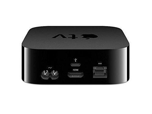 Monoprice Apple TV Black 32GB 4th Generation 1080p Wireless Multimedia Streamer MGY52LL/A