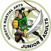 Our Junior Adults Logo http://www.guestsmartialarts.com.au/teens-martial-arts.html