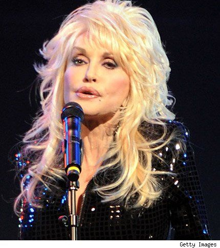 Dolly Parton outstanding talent and country singer and stage performer.