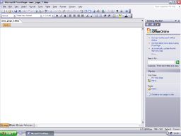 Microsoft FrontPage From Wikipedia, the free encyclopedia