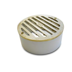 NDS�4-in Dia Round Round Grate