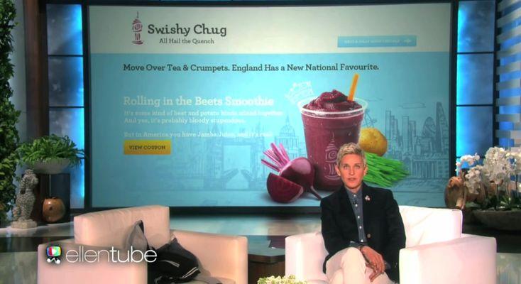 米人気トークショーのドッキリを逆手に!ジャンバ・ジュースの機転の利いたPRで売上30%UP | AdGang