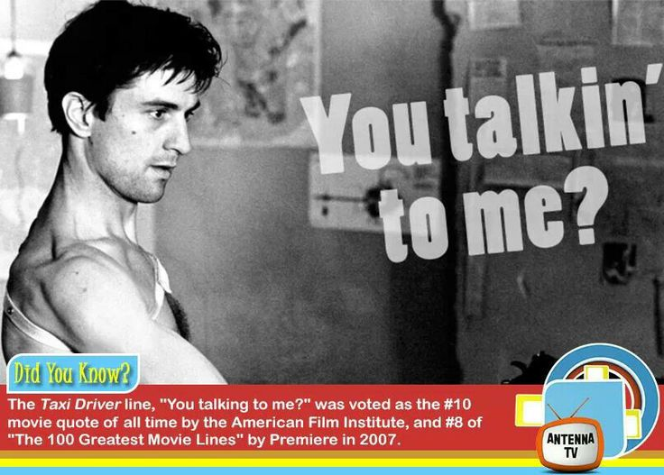 Taxi Driver Quotes Prepossessing Taxi Driver Idem 1976 Movie Quotes