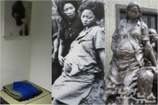 [르포]'위안부 역사' 기록하는 중국, 잊자는 한국
