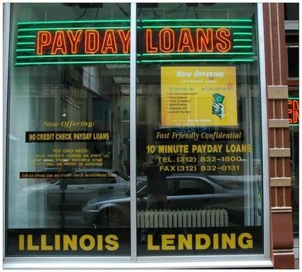 Shut Them Down!  Payday Loan Companies Are Making Billions Preying On The
