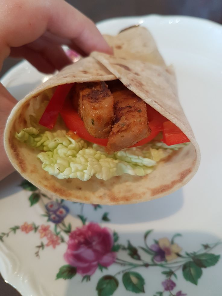 Kebab i lompe – Gina Kristine