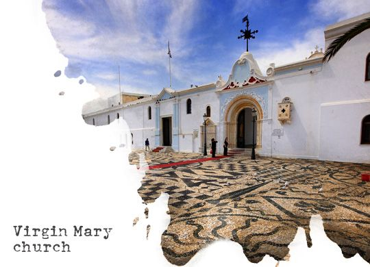 Virgin Mary Church, Tinos Island