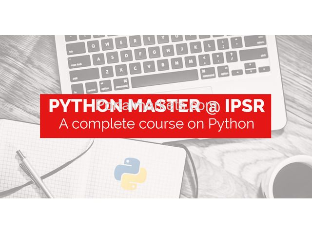 Computer - Multimedia Classes, Python, one of the most