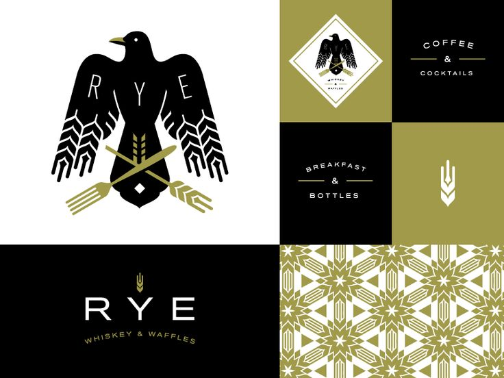 Eagle idea with arrows underneath. But can we use the eagle image and be culturally sensitive?    RYE by Dan Christofferson