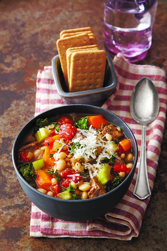 Vegetable Beef Soup Recipe In 2019 Insta Pot Soup Soup Recipes Veggie Soup Recipes