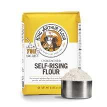 King Arthur Unbleached Self-Rising Flour- 5 lb.