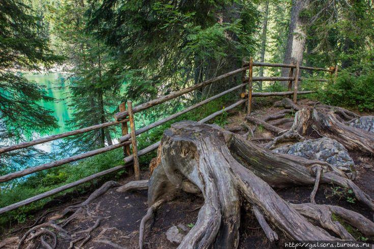 Южный Тироль: от Больцано до озера Карецца (Бользано, Италия)