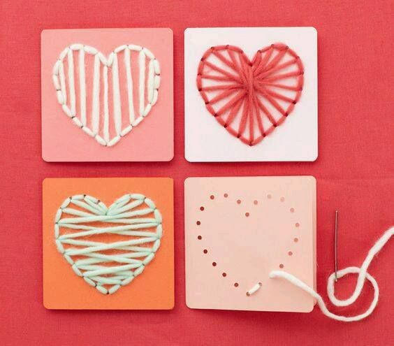 12 best Valentn images on Pinterest  Bebe Crafts and Creative ideas