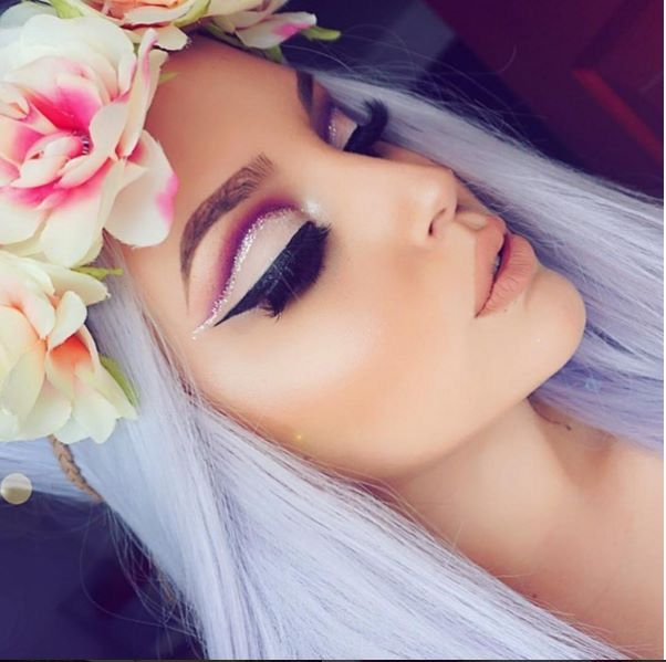 25+ best ideas about Festival eye makeup on Pinterest ...