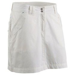 Gonna-Pantalone donna Arpenaz 100 bianco