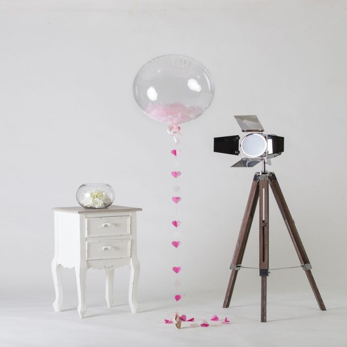 Introducing our gorgeous new designer Grapefruit Balloons who create these beautiful personalised balloons