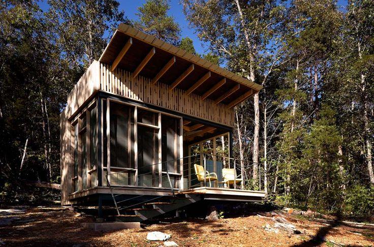 #EstudioDReam #ArquitecturaModular #Refugios #RefugiosZonasNaturales Más Información: info@estudiodream.es
