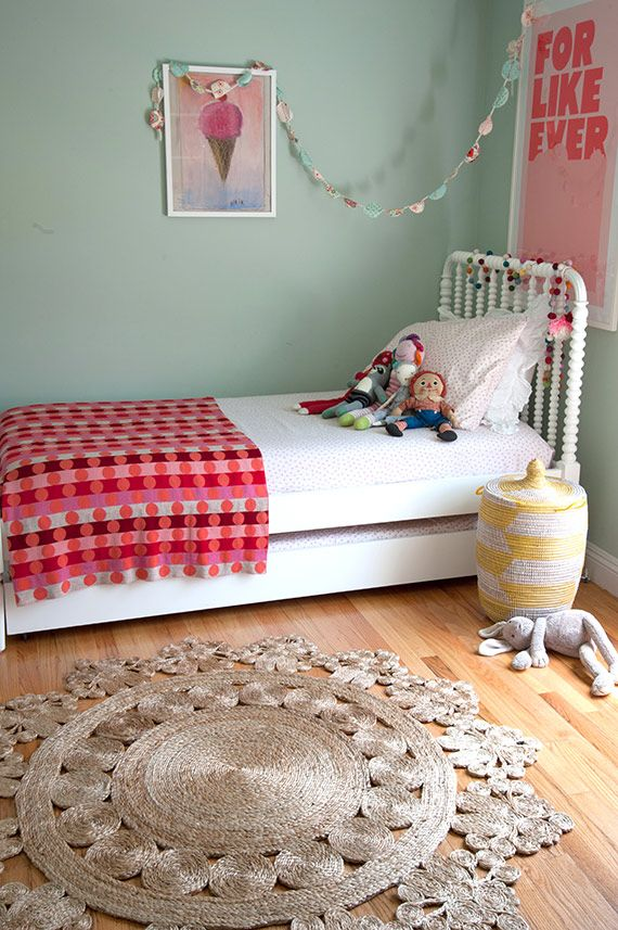Armadillo and Co children's artisan rugs | 100 Layer Cakelet