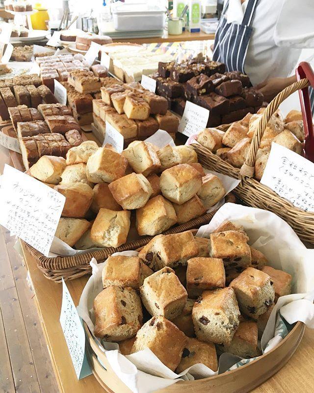 sandy bake shop