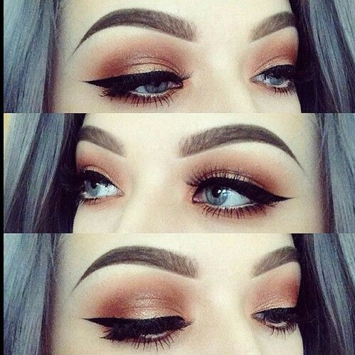 Perfect tutorials for eye makeup..