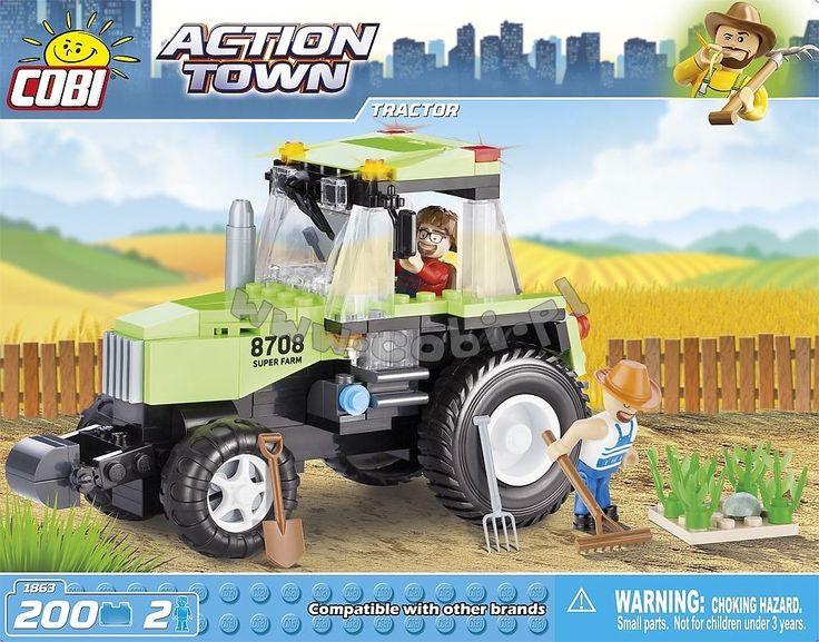 Traktor | Tractor