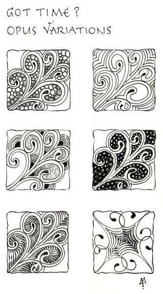 artisticascuola: Doodle Art e Zentangles... affascinanti
