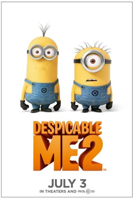 Çılgın Hırsız 2 (Despicable Me 2) izle